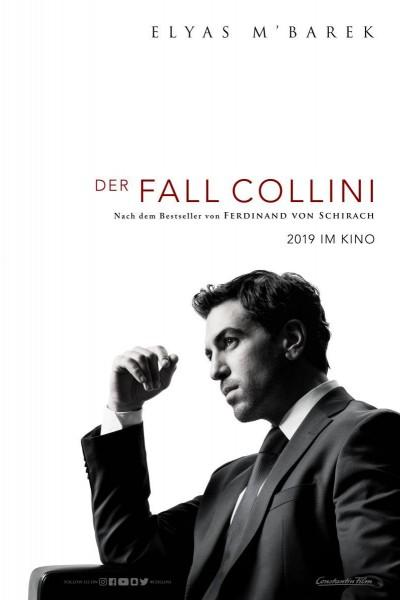 Caratula, cartel, poster o portada de The Collini Case