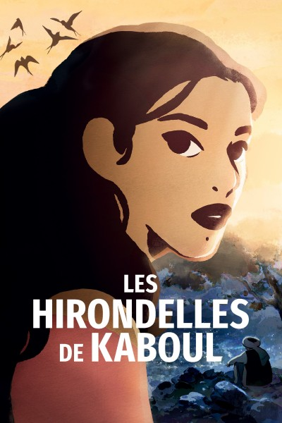 Caratula, cartel, poster o portada de Las golondrinas de Kabul
