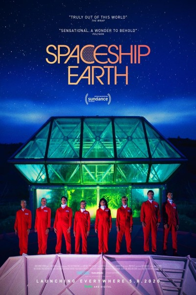 Caratula, cartel, poster o portada de Spaceship Earth