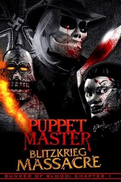 Caratula, cartel, poster o portada de Puppet Master: Blitzkrieg Massacre