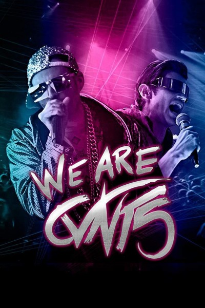 Caratula, cartel, poster o portada de We Are CVNT5