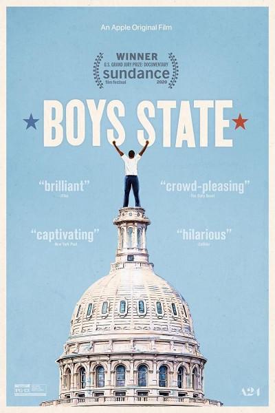 Caratula, cartel, poster o portada de Boys State