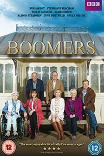 Caratula, cartel, poster o portada de Boomers