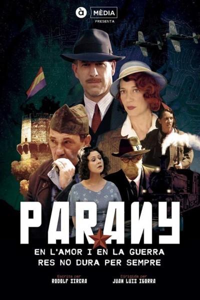 Caratula, cartel, poster o portada de Parany