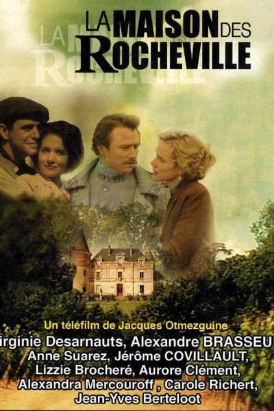 Caratula, cartel, poster o portada de La mansión de los Rocheville