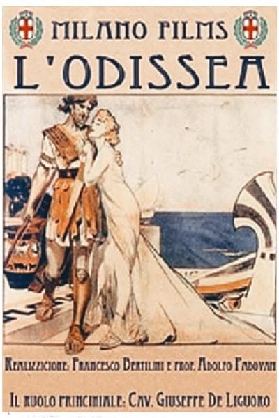 Caratula, cartel, poster o portada de La Odisea