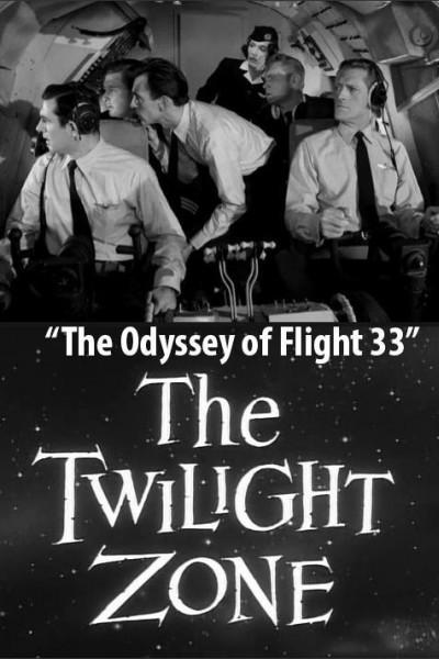 Caratula, cartel, poster o portada de La dimensión desconocida: La odisea del vuelo 33