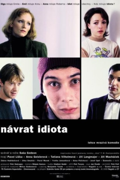 Caratula, cartel, poster o portada de El idiota