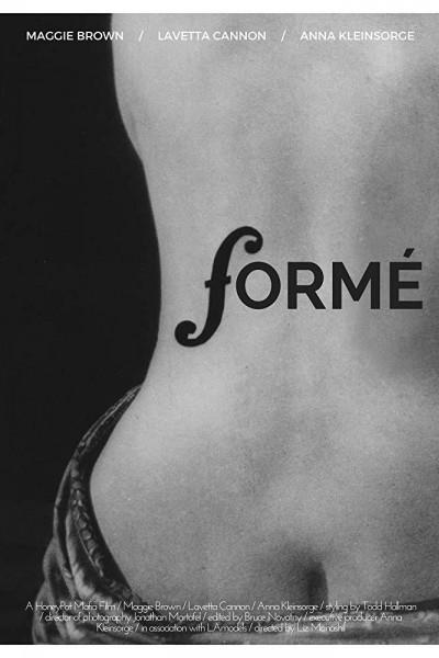 Caratula, cartel, poster o portada de Formé