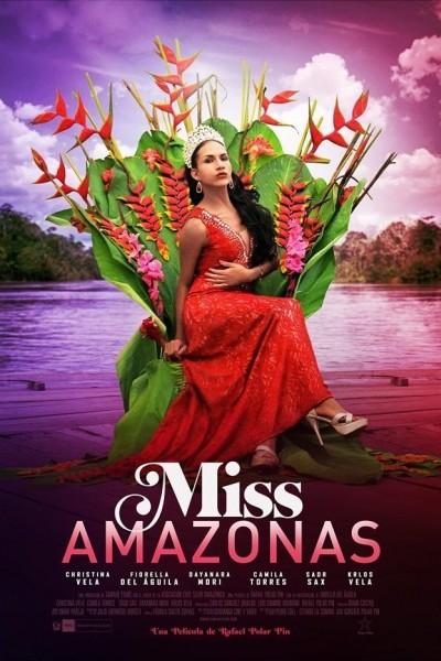 Caratula, cartel, poster o portada de Miss Amazonas
