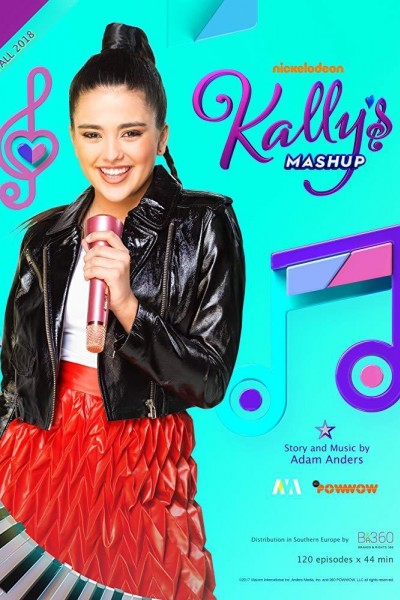 Caratula, cartel, poster o portada de Kally\'s Mashup