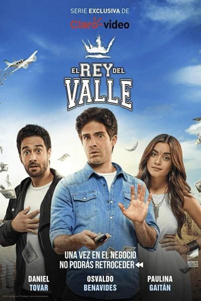 Caratula, cartel, poster o portada de El Rey del Valle