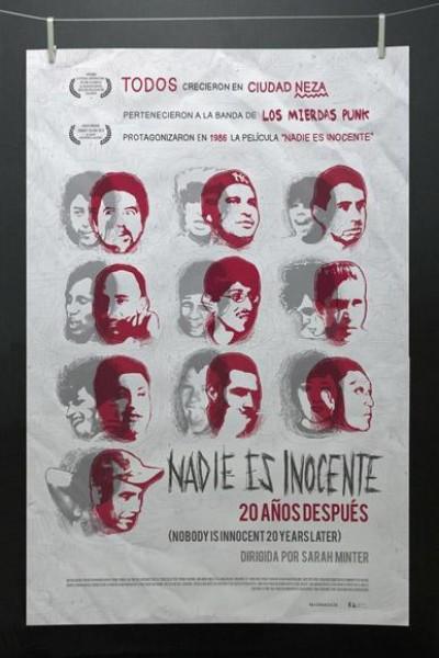 Caratula, cartel, poster o portada de Nadie es inocente: 20 años después