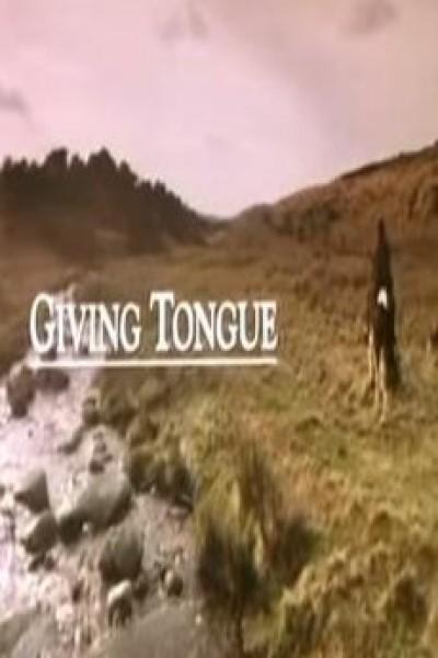 Caratula, cartel, poster o portada de Giving Tongue