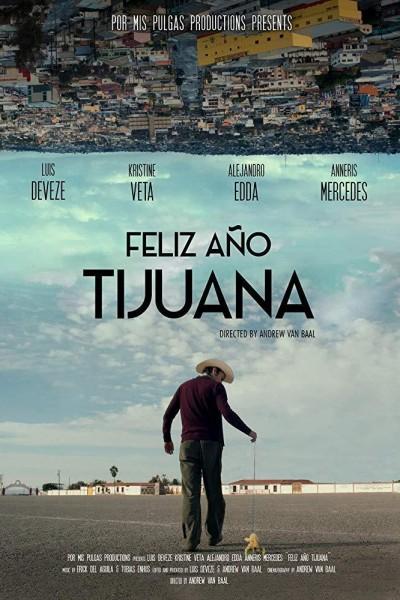 Caratula, cartel, poster o portada de Feliz año Tijuana