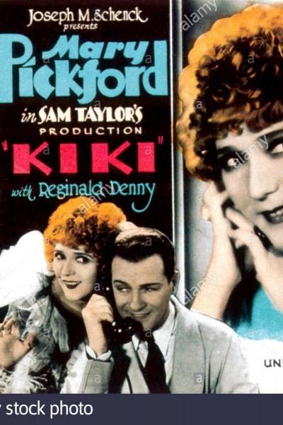 Caratula, cartel, poster o portada de Kiki