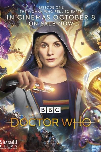 Caratula, cartel, poster o portada de Doctor Who: The Woman Who Fell to Earth