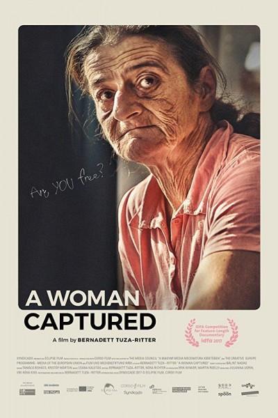 Caratula, cartel, poster o portada de A Woman Captured