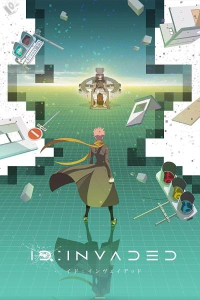 Caratula, cartel, poster o portada de ID:INVADED