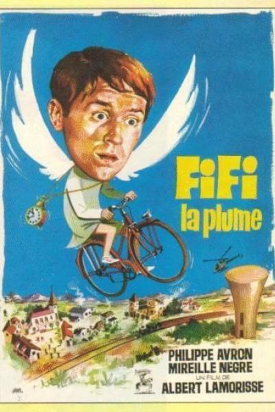 Caratula, cartel, poster o portada de Fifí, la plume