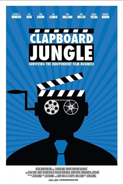 Caratula, cartel, poster o portada de Clapboard Jungle: Surviving the Independent Film Business
