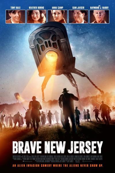 Caratula, cartel, poster o portada de Brave New Jersey