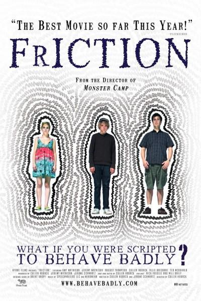 Caratula, cartel, poster o portada de FrICTION