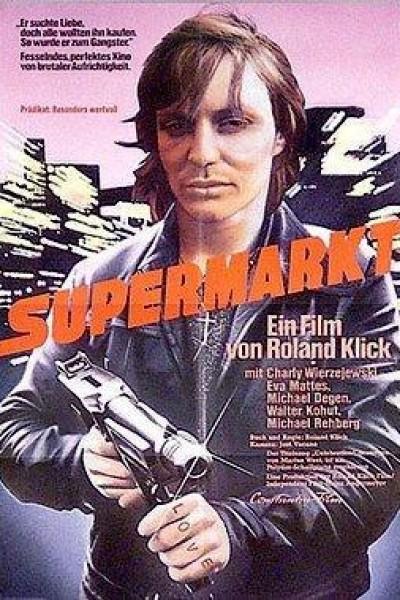 Caratula, cartel, poster o portada de Supermarkt (Supermarket)