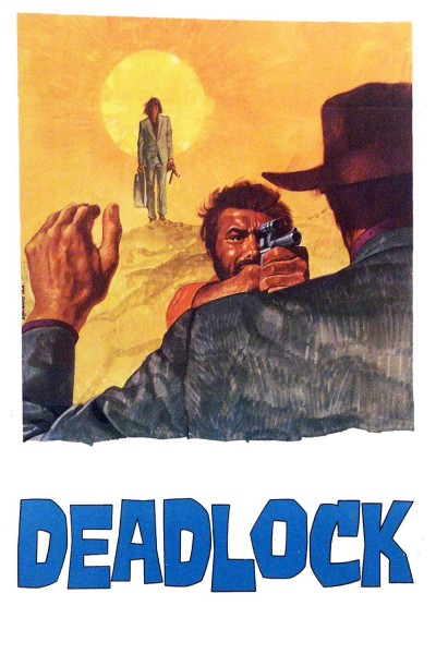 Caratula, cartel, poster o portada de Deadlock