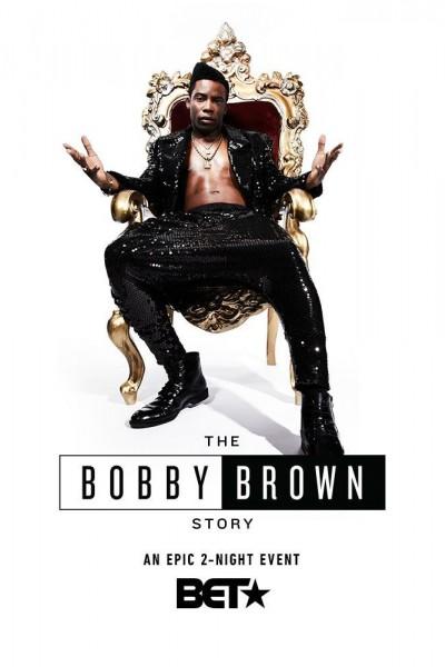 Caratula, cartel, poster o portada de The Bobby Brown Story