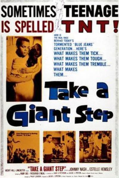 Caratula, cartel, poster o portada de Take a Giant Step