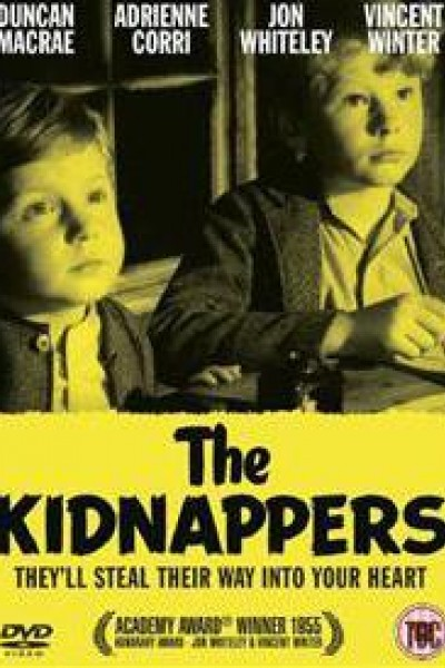 Caratula, cartel, poster o portada de The Kidnappers