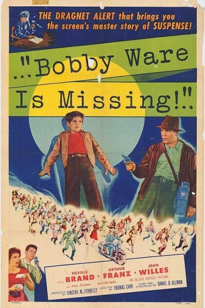 Caratula, cartel, poster o portada de Bobby Ware Is Missing