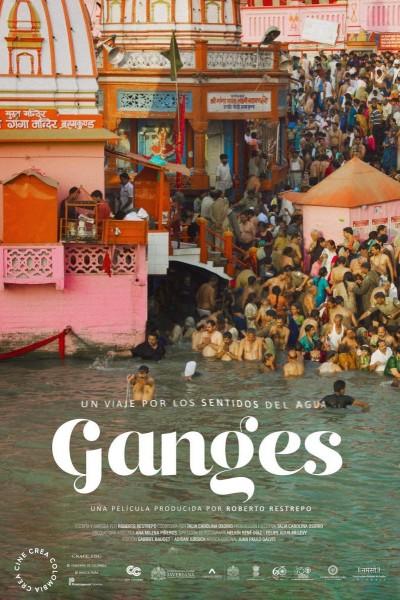 Caratula, cartel, poster o portada de Ganges