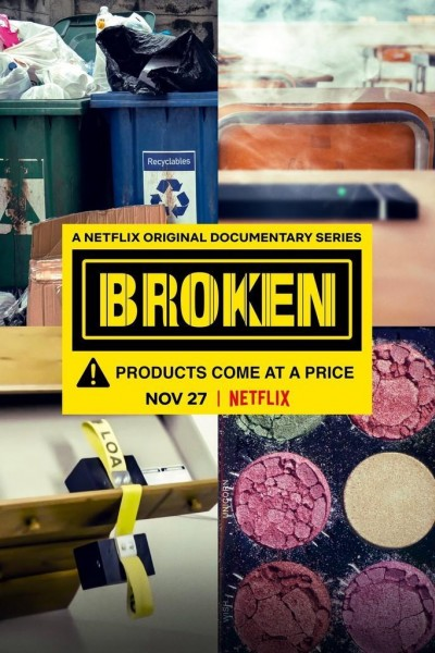 Caratula, cartel, poster o portada de Broken