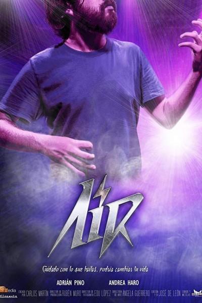 Caratula, cartel, poster o portada de Air