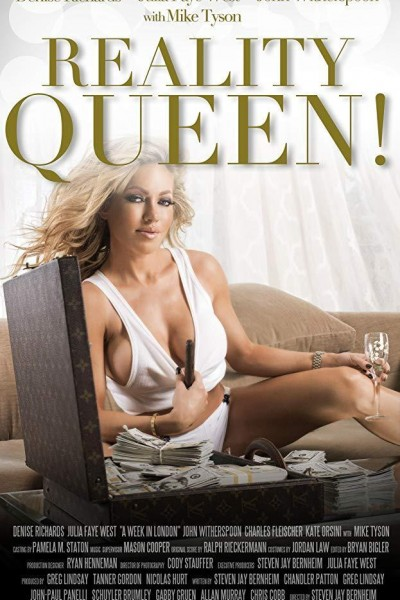 Caratula, cartel, poster o portada de Reality Queen!