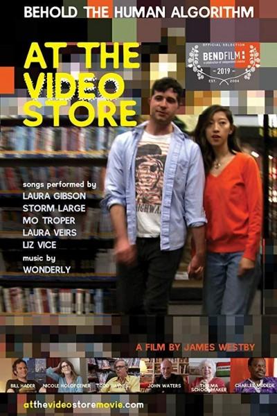 Caratula, cartel, poster o portada de At the Video Store