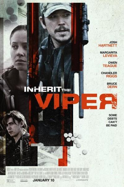 Caratula, cartel, poster o portada de Inherit the Viper