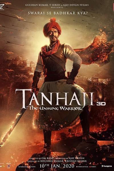 Caratula, cartel, poster o portada de Tanhaji: The Unsung Warrior