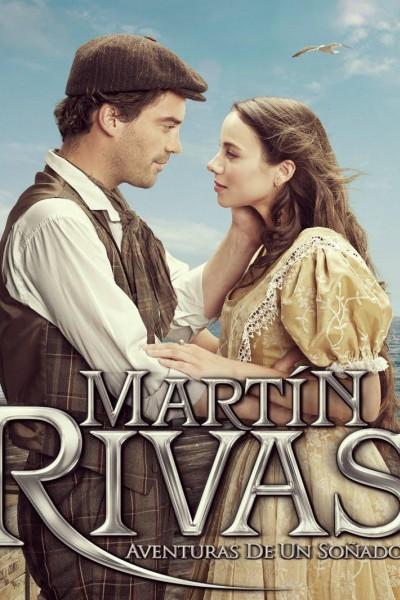 Caratula, cartel, poster o portada de Martín Rivas