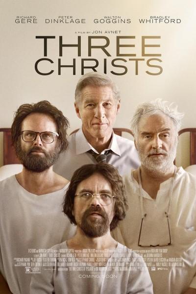 Caratula, cartel, poster o portada de Three Christs