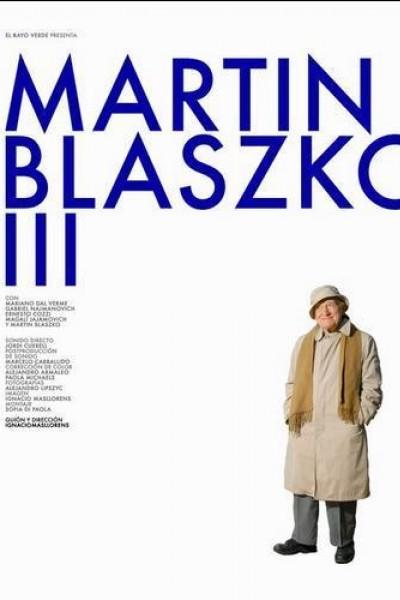 Caratula, cartel, poster o portada de Martin Blaszko III