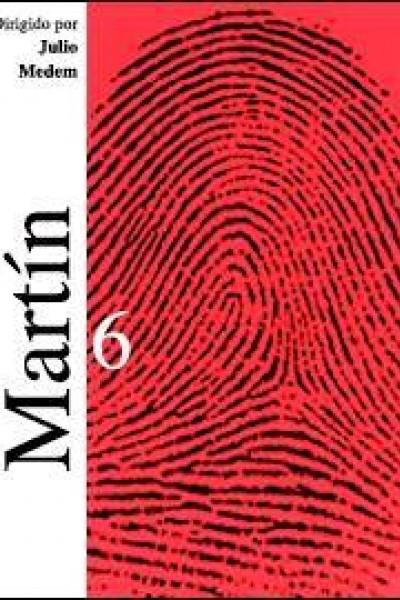 Caratula, cartel, poster o portada de Martín