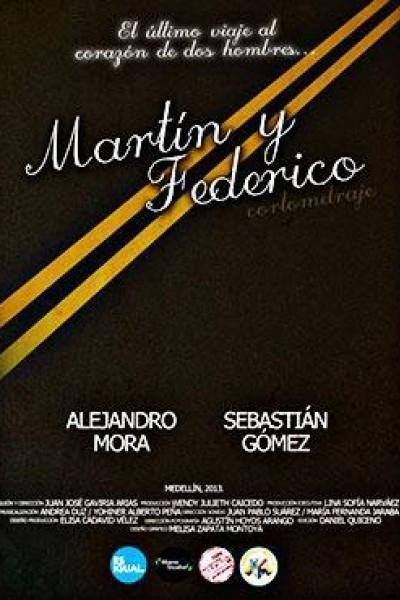 Caratula, cartel, poster o portada de Martín y Federico