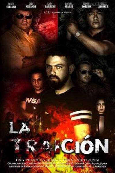Caratula, cartel, poster o portada de La traición