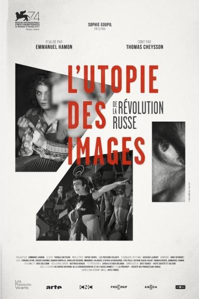 Caratula, cartel, poster o portada de L\'utopie des images de la révolution russe