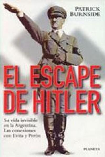 Caratula, cartel, poster o portada de El Escape de Hitler