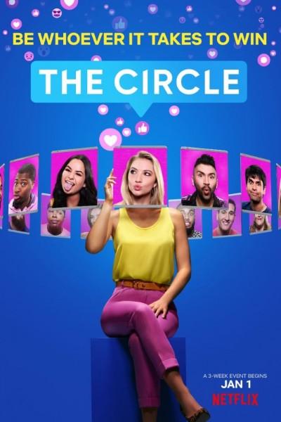 Caratula, cartel, poster o portada de The Circle