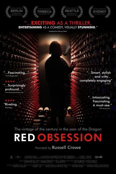 Caratula, cartel, poster o portada de Red Obsession